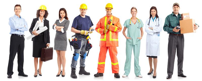 Uniformes e Roupas de Proteção