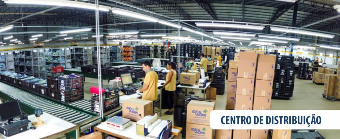 centro de distribuição de uniformes profissionais