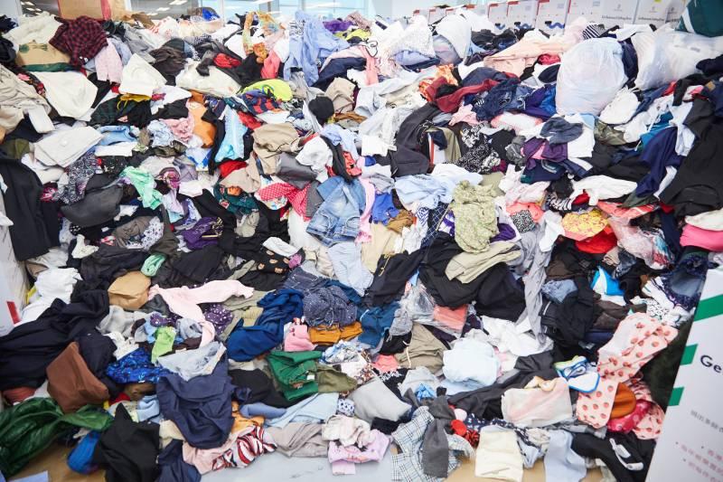Desperdício de Moda
