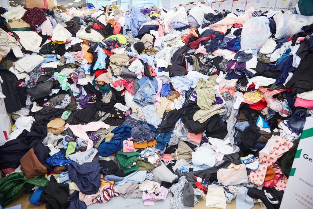 Desperdício é 'realmente' Moda?
