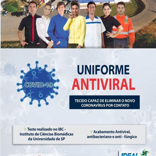 Uniforme Antiviral